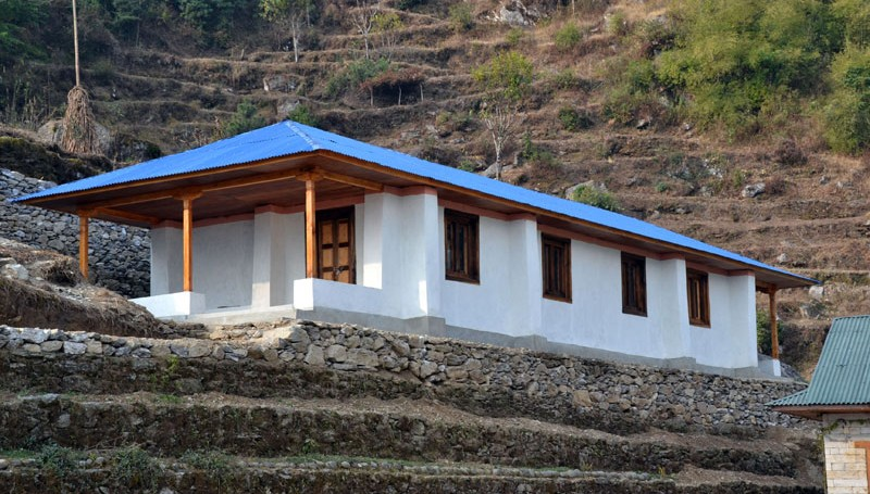 completed-earthbag-school-nepal
