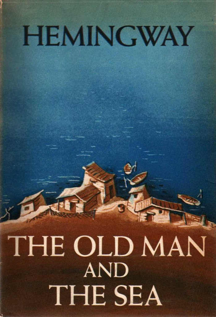 the old man and the sea writing style