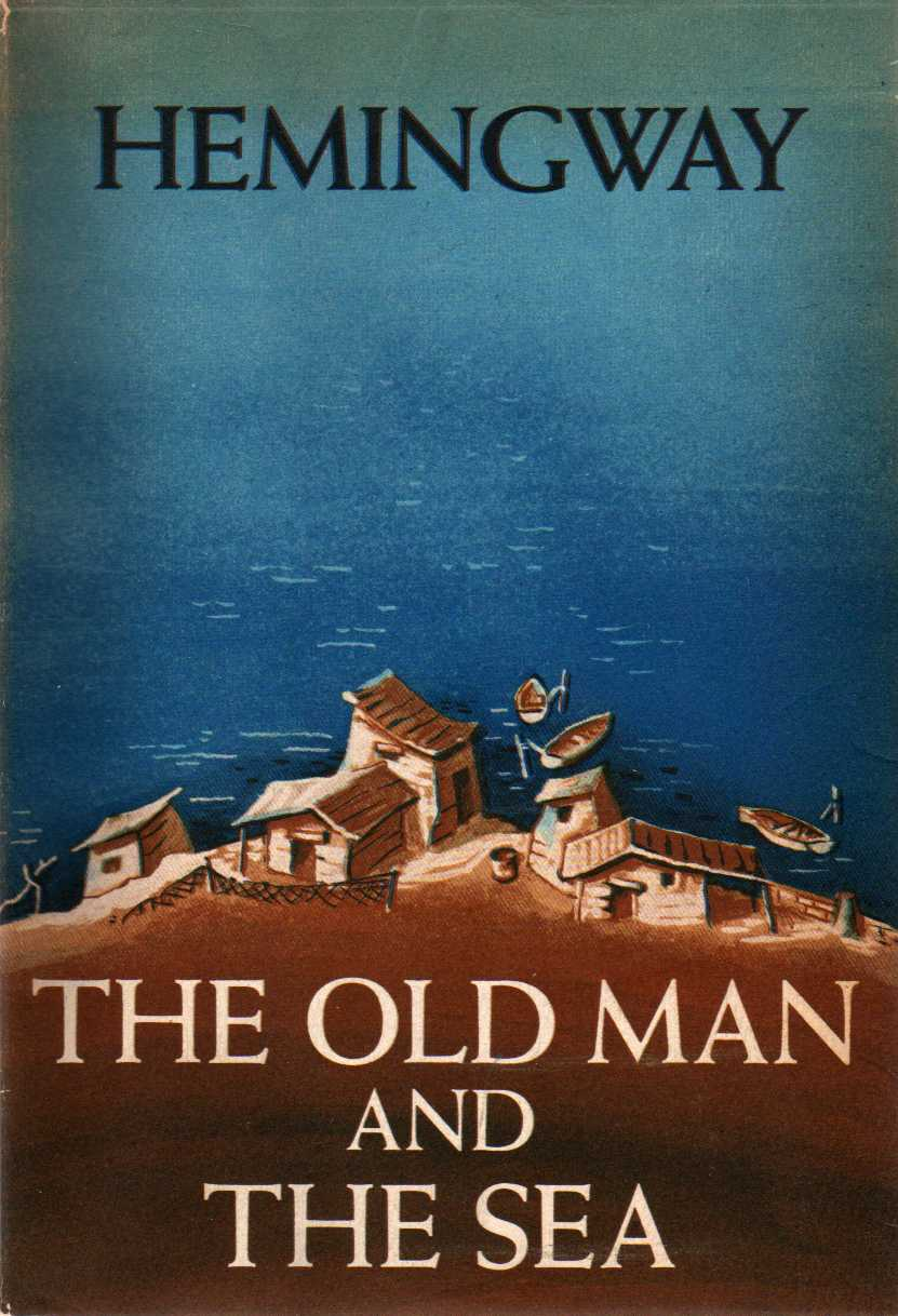 "Image result for Ernest Hemingway ""the old Man and the sea"""