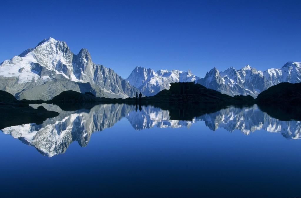 le Lac Blanc - Massif du Mont Blanc (74)