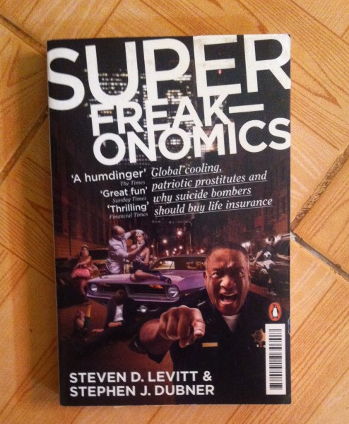 Superfreakanomics