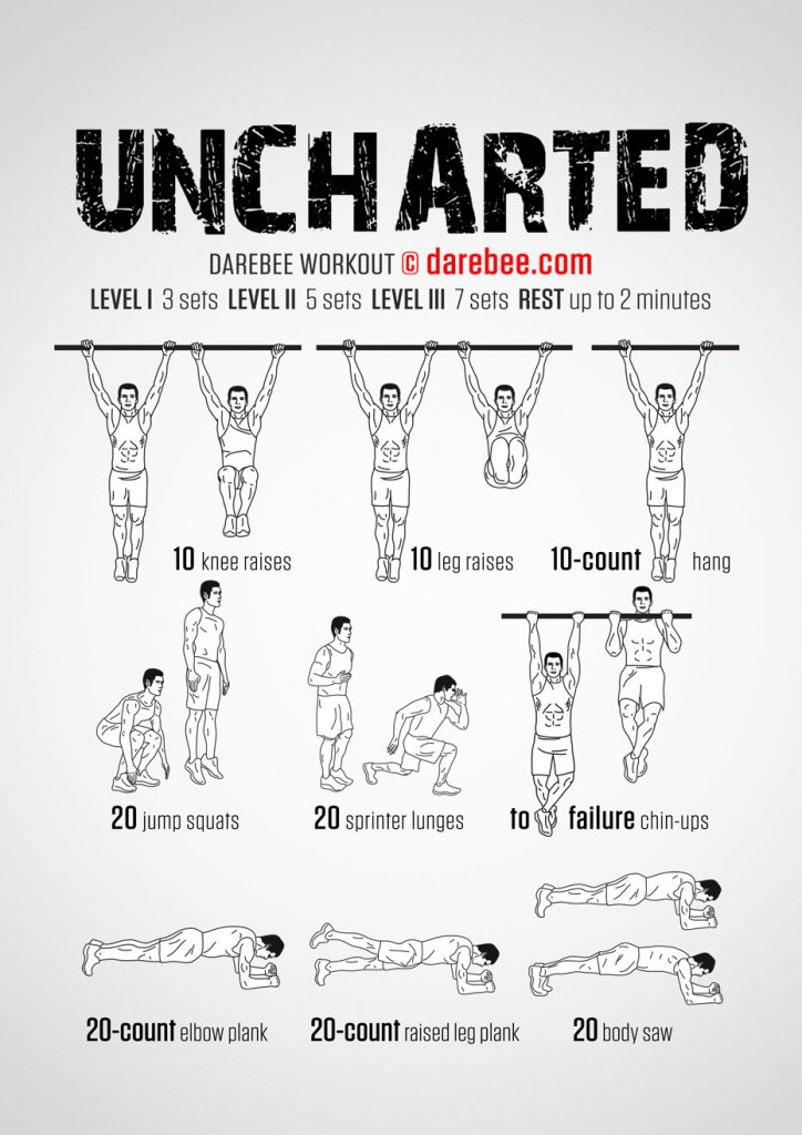 uncharted-workout