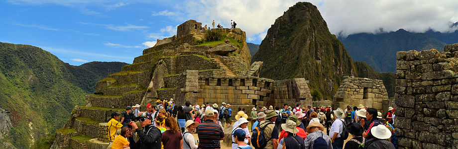 Machu Picchu : The Commercialisation of an Icon - 7 Summits Project